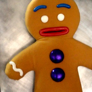 Gingy Puppet